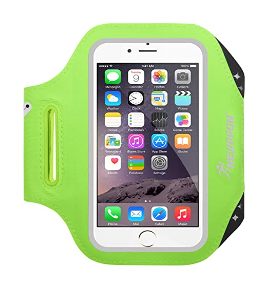 watch afb48 4a402 Newppon Sport Cellphone Arms Band: Multifunctional Universal Sports Band &  Lifeproof & Anti-Slip-Scratch for iPhone X 8 7 6S 6,Galaxy S9 8 7,Google ...