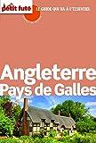 Guide Angleterre - Pays de Galles 2015 Carnet Petit Futé