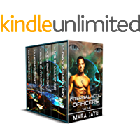 The Intergalactic Officers Collection: Sci-Fi Alien Officer Romances