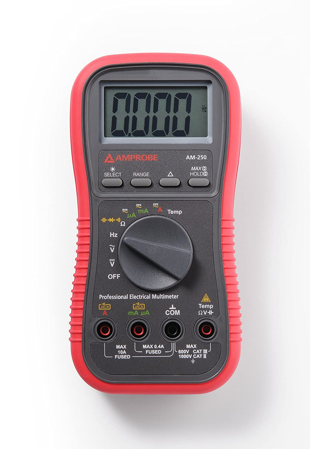 Amprobe AM-250 Industrial Digital Multimeter AMPROBEAM-250