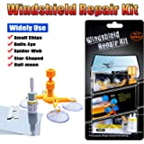 Manelord Car Windshield Repair Kit, Do it Yourself Windshield Repair Kit with Windshield Repair Resin for Repairing Auto…