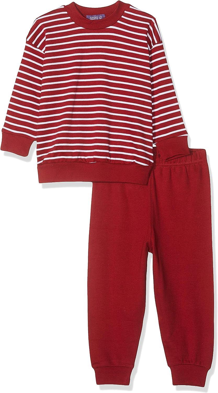 Pijama niños entretiempo rayas 100% algodón orgánico: Amazon.es ...