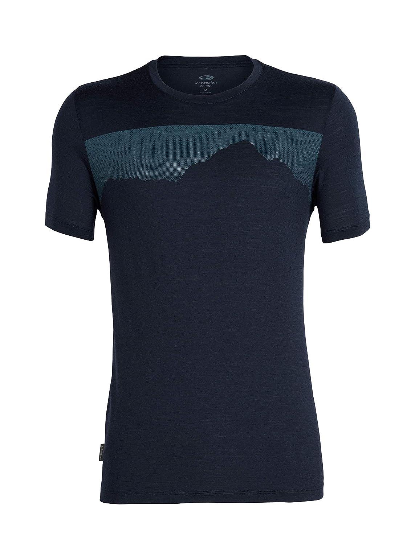 Ss Night Icebreaker Tech Crewe Cook T Shirt By HommeAmazon Lite 4AL3q5Rj