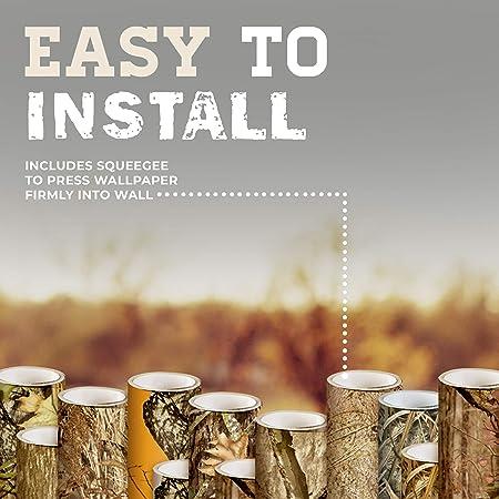 Mossy Oak Graphics 14026-BU Wallpaper