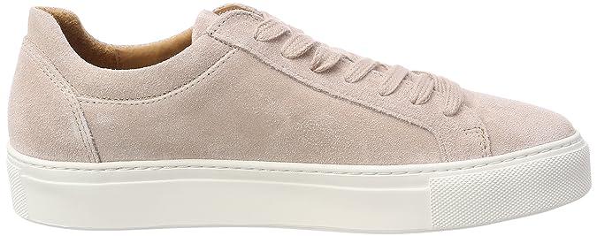 Sfdonna Suede Sneaker Noos, Scarpe da Ginnastica Basse Donna, Rosa (Adobe Rose), 39 EU Selected