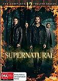 Supernatural: Season 12 (DVD)