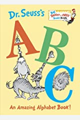 Dr. Seuss's ABC: An Amazing Alphabet Book! (Big Bright & Early Board Book) Board book