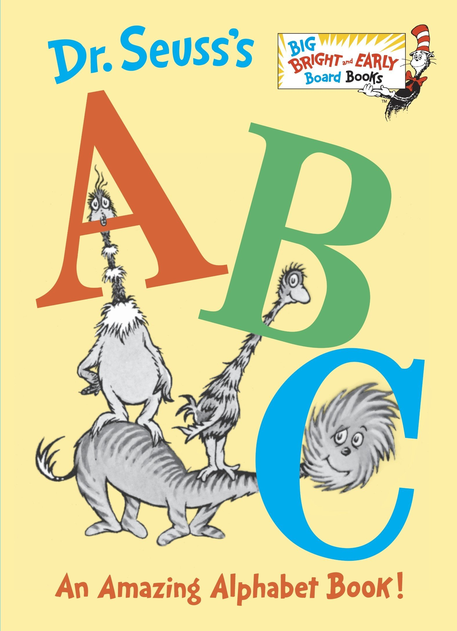Download Dr. Seuss's ABC: An Amazing Alphabet Book! (Big Bright & Early Board Book) ebook