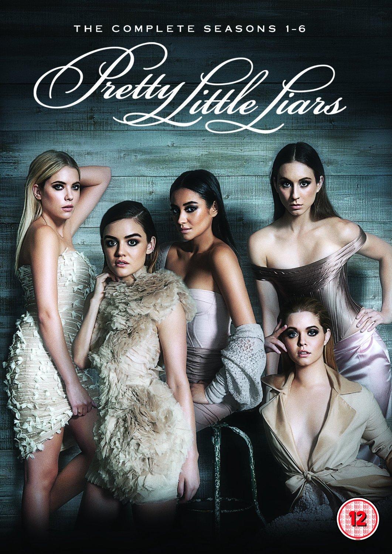 Pretty Little Liars - Season 1-6 [DVD] | eBay