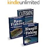 Fishing: Largemouth Bass, Catfish, Bluegill (Freshwater Fishing Book 1)