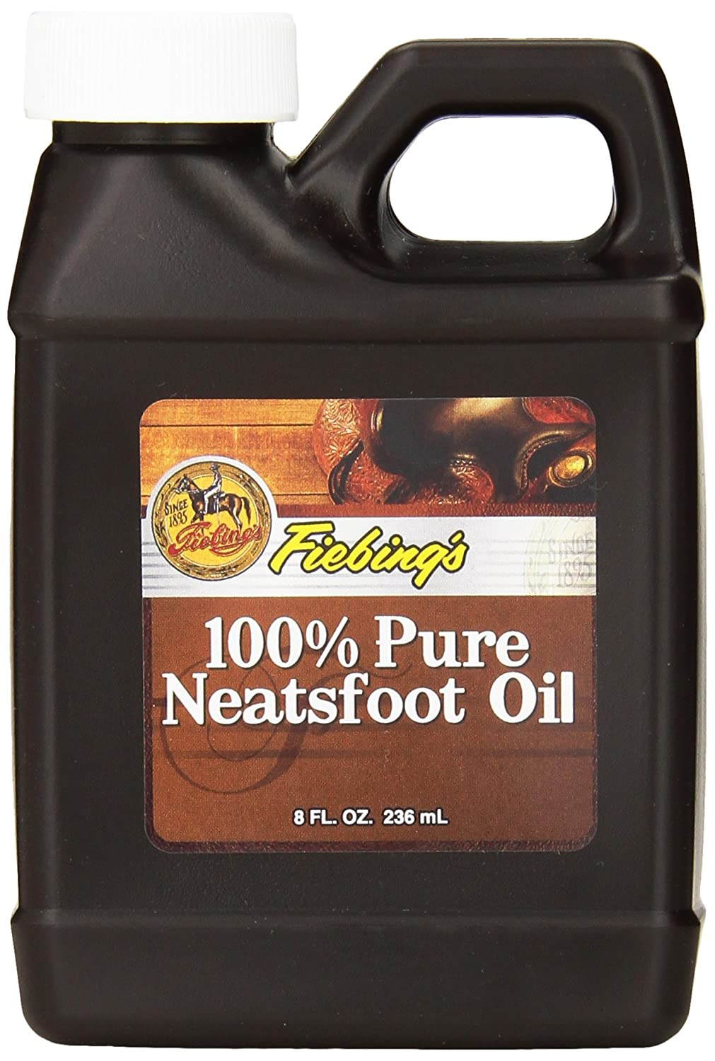 Fiebing's Pure Neatsfoot Oil, 8 oz