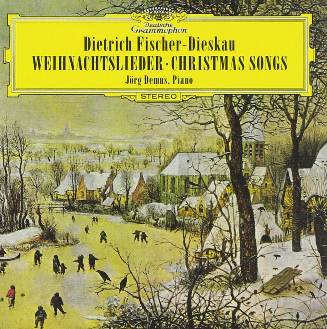 Weihnachtslieder - Dietrich Fischer-Dieskau, Jörg Demus, Various ...