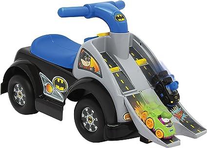 Amazon.com: Fisher-Price DC amigos ruedas de Batman para ...