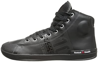 reebok crossfit shoes high top. reebok men\u0027s rcf lite tr training shoe, black/flat grey, 8.5 m us: amazon.ca: shoes \u0026 handbags crossfit high top