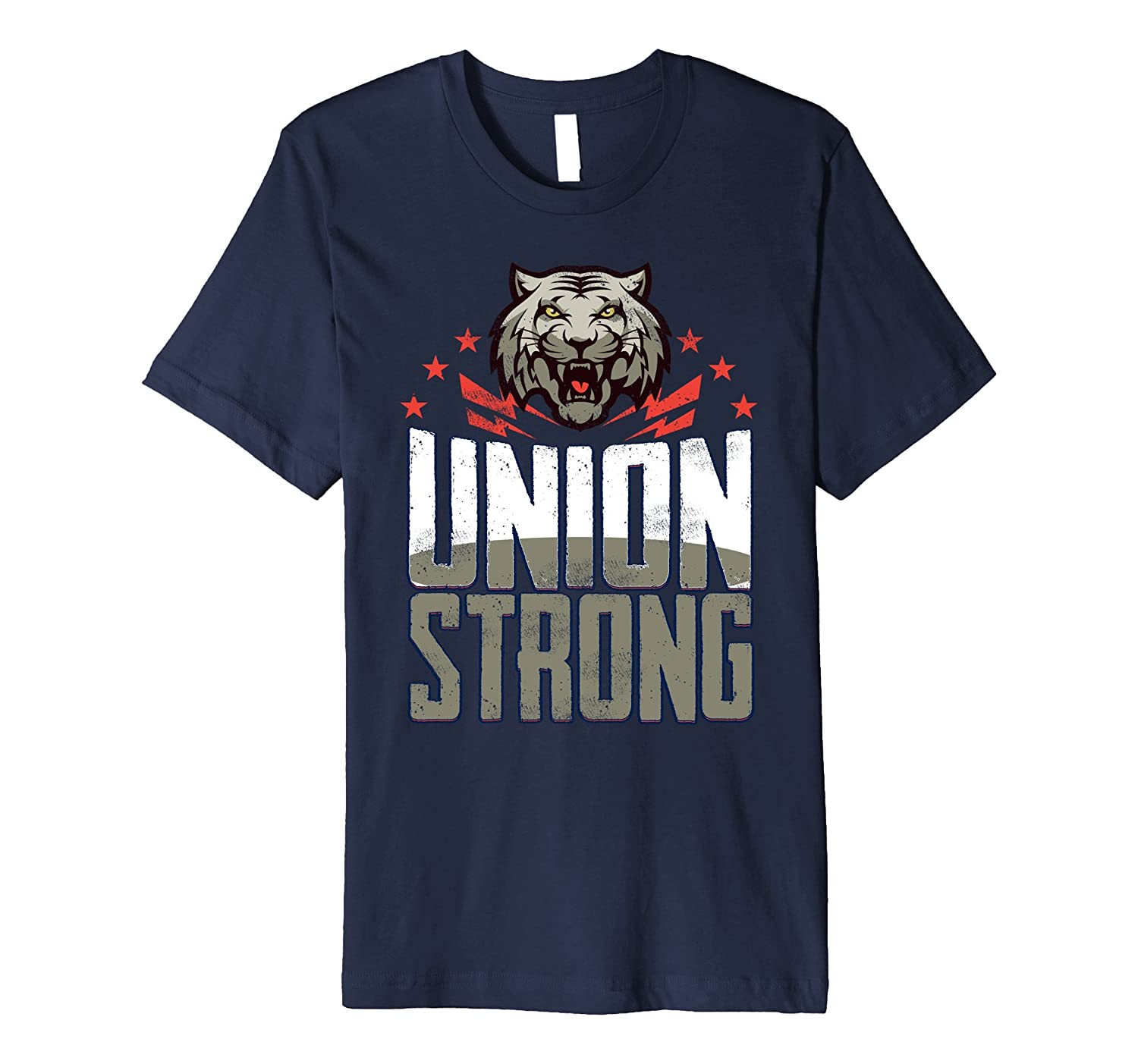 Union Strong Tee shirts Short sleeves shirt