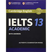 Cambridge IELTS 13 Academic Student's Book with Answers: Authentic Examination Papers