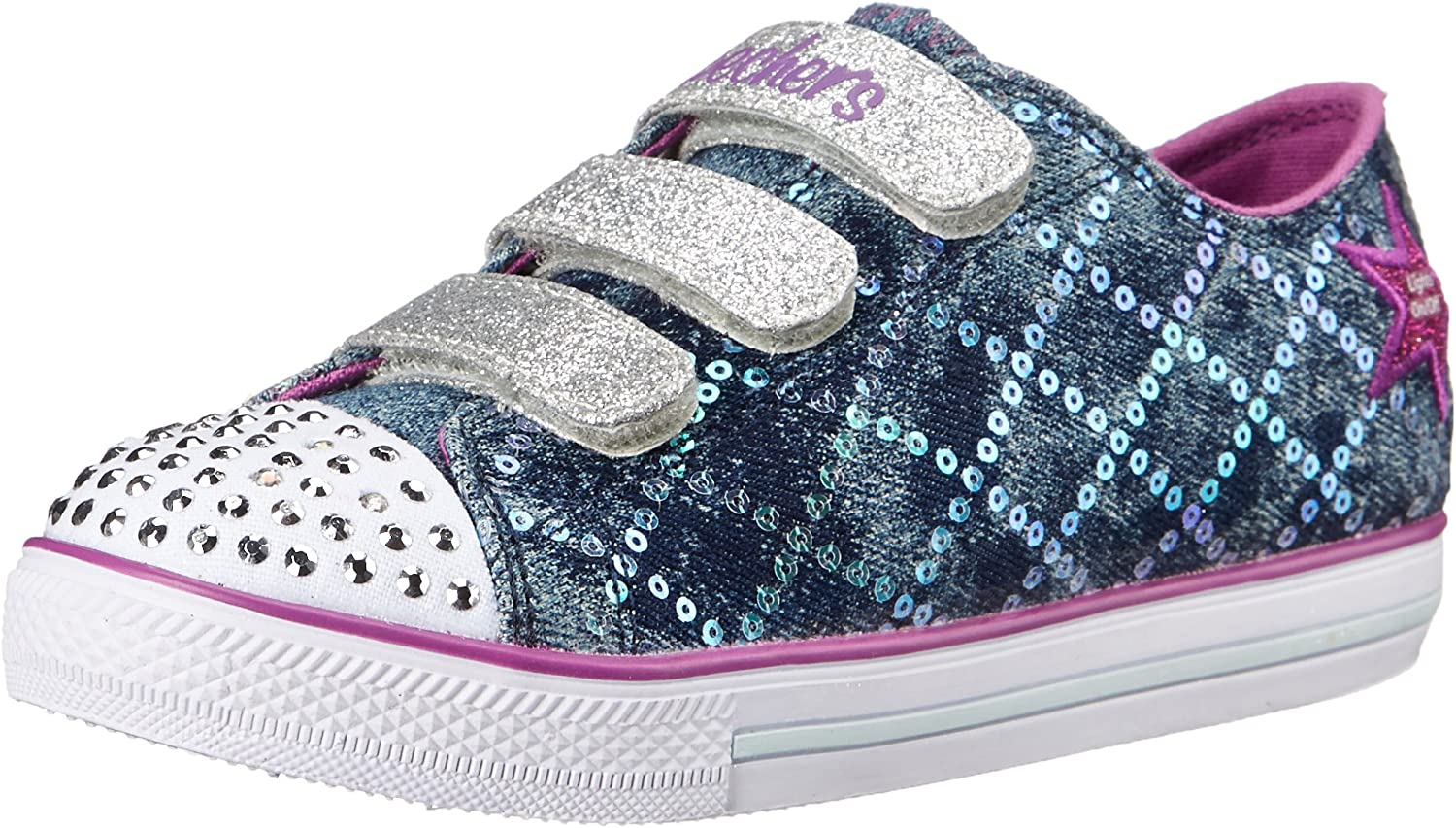 Skechers Kids Twinkle Toes-Chit Chat