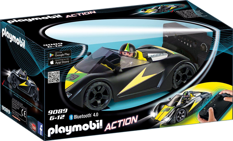 Playmobil 9089 - RC-Supersport-Racer geobra Brandstätter Stiftung & Co. KG de toys GEOVR