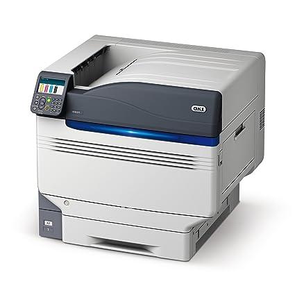 Oki C931 - Impresora láser (A3, 28 ppm), Blanco: Amazon.es ...