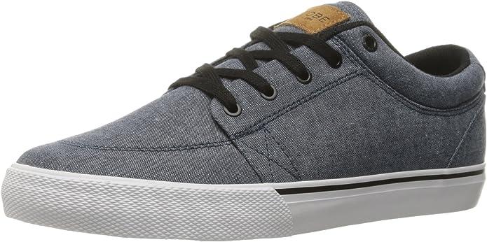 Globe Men/'s GS Skateboard Shoe; Black//Hawaiian; Men SIZE 10 and 11 US