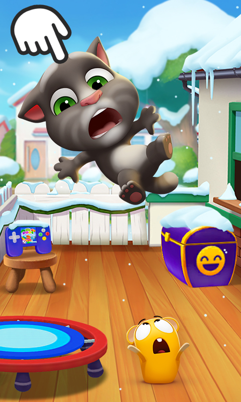 Meu Talking Tom 2: Amazon.com.br: Amazon Appstore