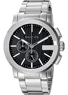 4b8fc6a6803 Amazon.com  Gucci G Chrono Men s Watch(Model YA101309)  Gucci  Watches
