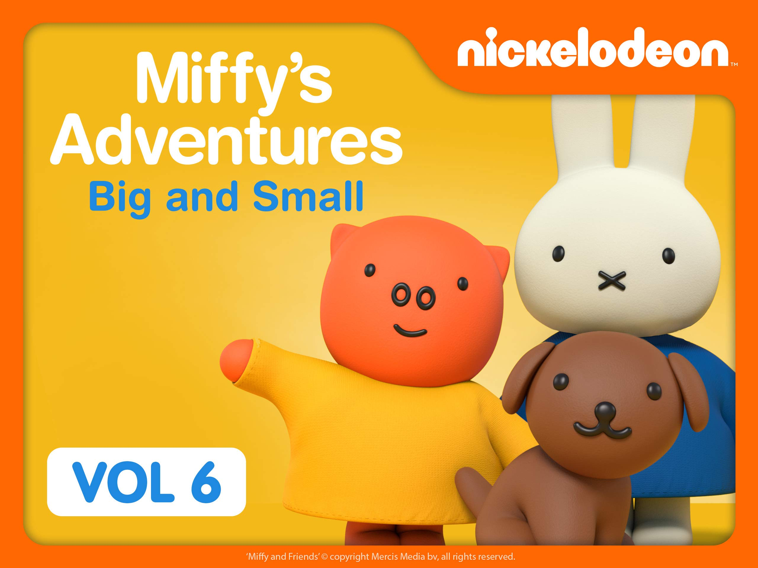 Watch Miffy S Adventures Big And Small Season 6 Prime Video