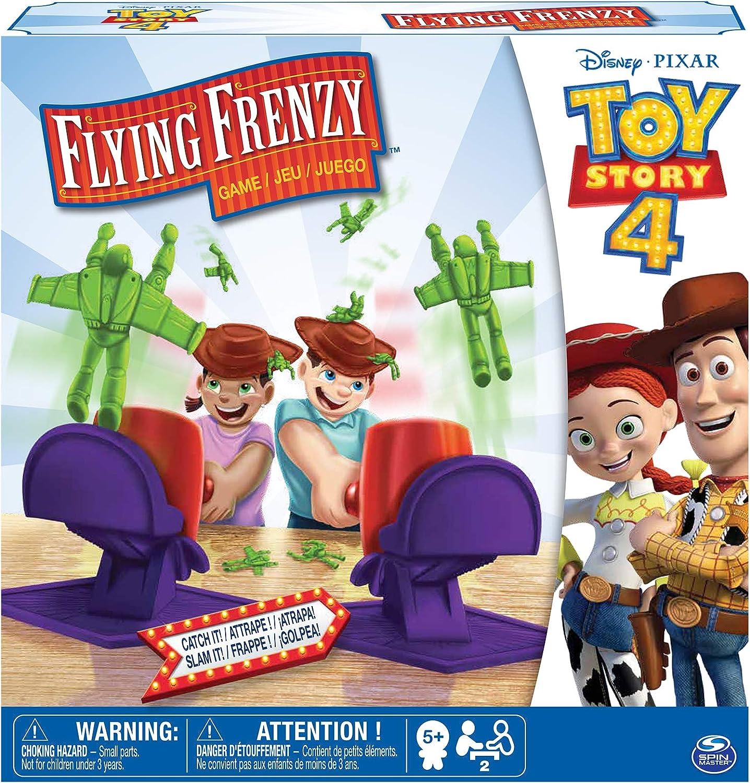 Cardinal Games Game CGI ADG ToyStory4 UpActive Juego GML, Multicolor (Spin Master 6052360): Amazon.es: Juguetes y juegos