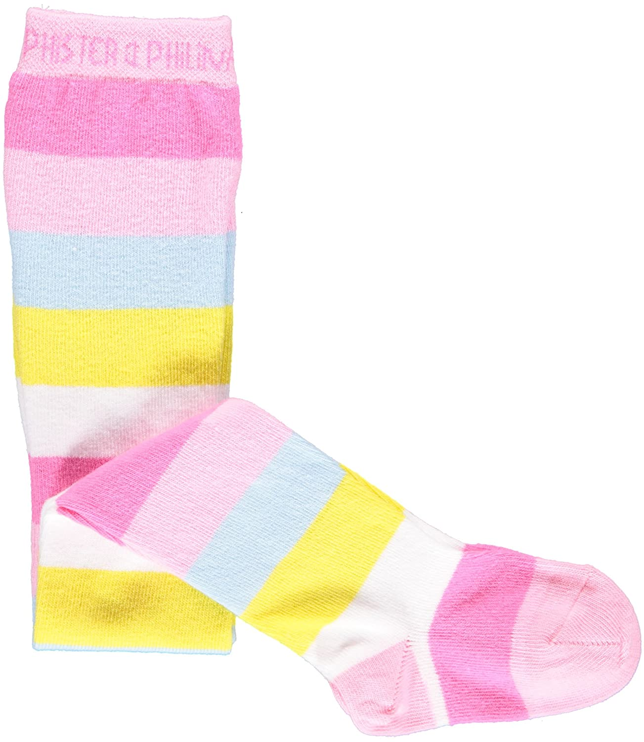 Phister & Philina Baby-Mädchen Strumpfhose Diona Striped P0317-0539