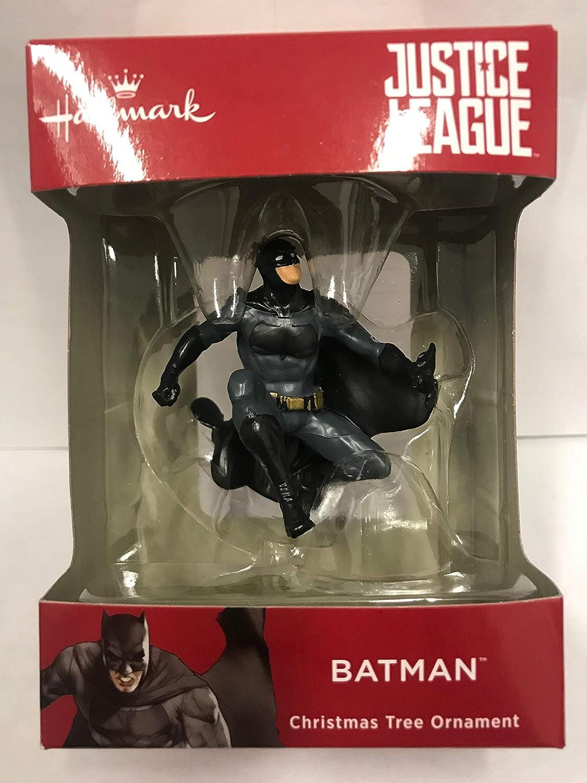 Batman Christmas.New Hallmark 2018 Justice League Batman Christmas Tree