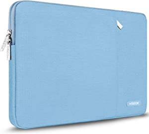 HSEOK 15.6-Inch Laptop Case Sleeve, Spill-Resistant Case for 15.4-Inch MacBook Pro 2012 A1286, MacBook Pro Retina 2012-2015 A1398 and Most 15.6-Inch Laptop, Light Blue