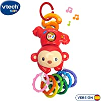 VTech - Armando Multicolor, Monito Interactivo Que Habla