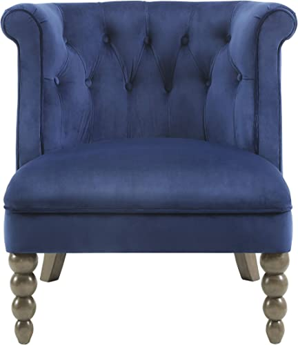Lexicon Anderson Velvet Accent Chair