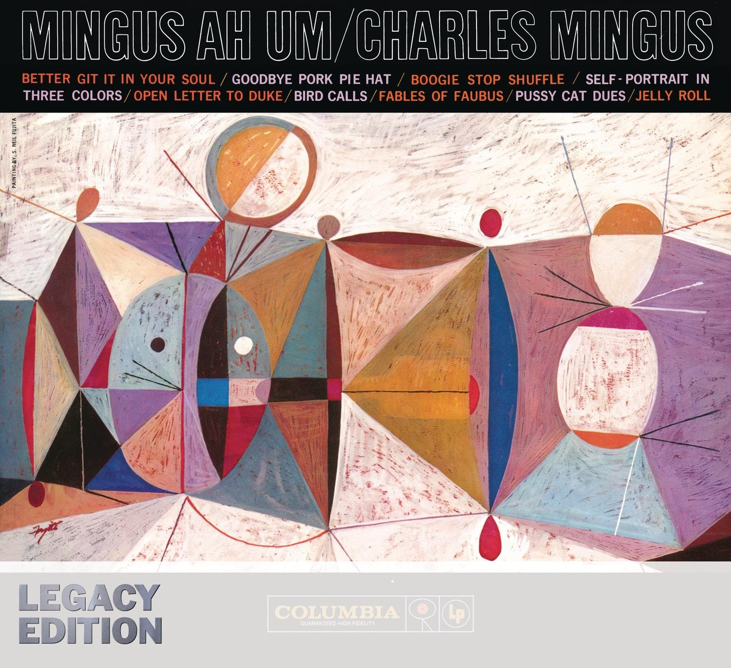Limited time Free shipping sale Mingus Ah Um