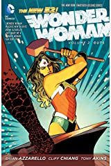 Wonder Woman Vol. 2: Guts (The New 52) (Wonder Woman (Graphic Novels)) Paperback