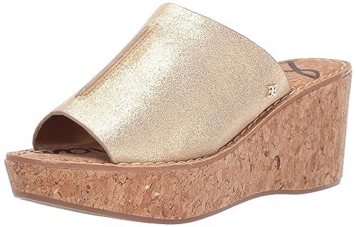 9e03f4ac4 Sam Edelman Women s Ranger Wedge Sandal  Amazon.ca  Shoes   Handbags
