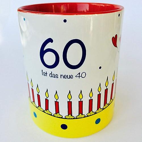 Geburtstag Tasse 60 Tasse 60 Ist Das Neue 40 Geschenk Fur Frauen