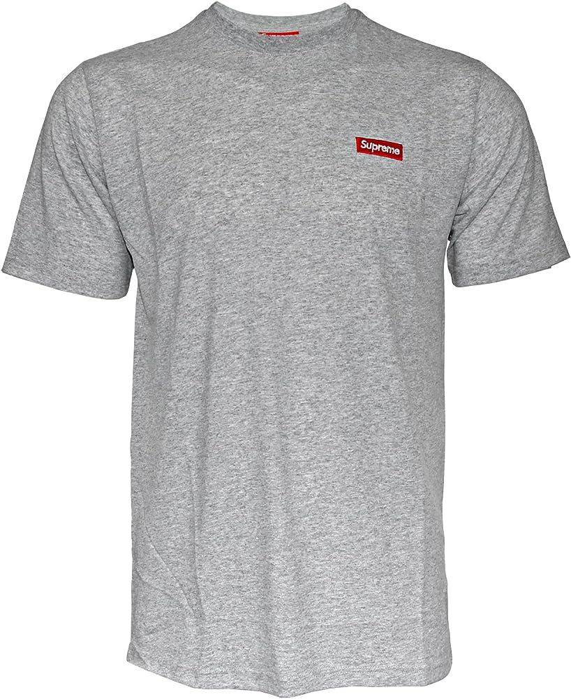 Supreme Italia – Camiseta con diseño hombre suts 1103 Blanco DOPE Skate streetwear Mode gris L: Amazon.es: Ropa y accesorios