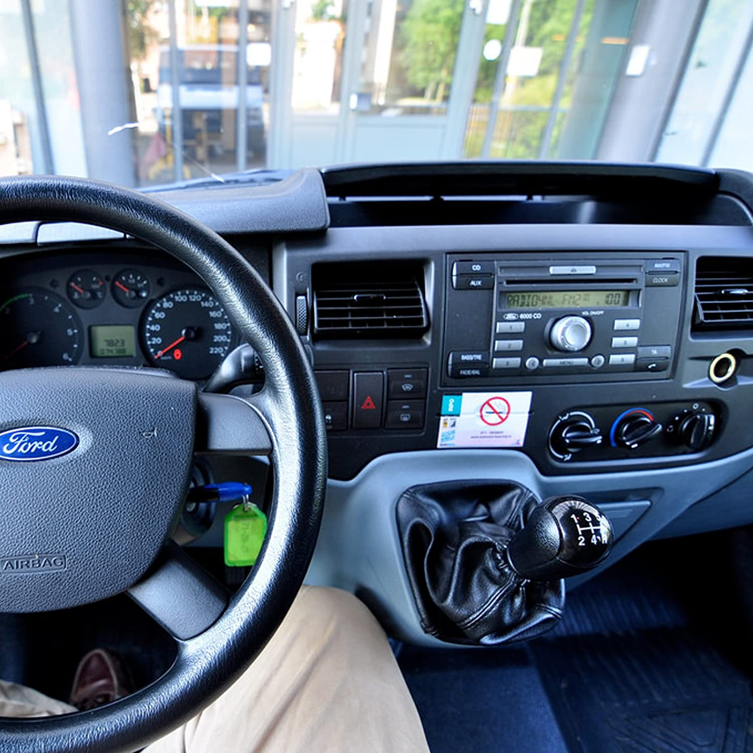 Ford C-Max, Connect, Fiesta, Focus, Fusion, Transit Car Stereo Radio ...