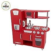 KidKraft Red Retro Kitchen $140.79 @ Amazon.ca Seller MMP Living Canada