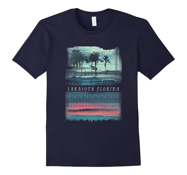 Sarasota Shirt Florida Tshirt Beach Tee Men Women Kids Youth-ANZ
