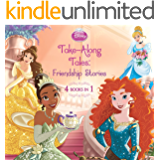 Disney Princess Take-Along Tales: Friendship Stories (Disney Storybook (eBook))