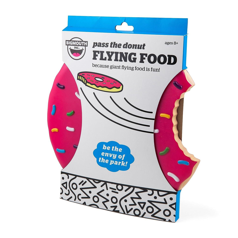 0718856156924 Big Mouth INC Frisbee Donut