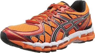 Asics Gel Kayano 20, Zapatillas de Running para Hombre, Naranja ...