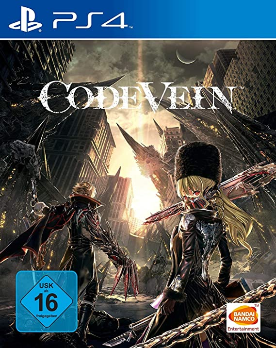 Code Vein - PlayStation 4 [Importación alemana]: Amazon.es: Videojuegos