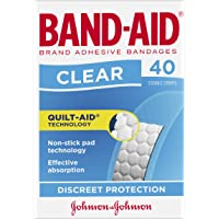 Band-Aid Clear Strips 40