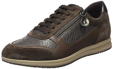 i lager billig nytt koncept Geox Damen D Avery A Sneaker: Amazon.de: Schuhe & Handtaschen