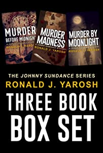 The Johnny Sundance Mystery Series: Box Set Two