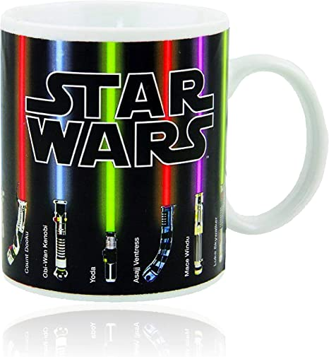 Cool Lightsaber Mug