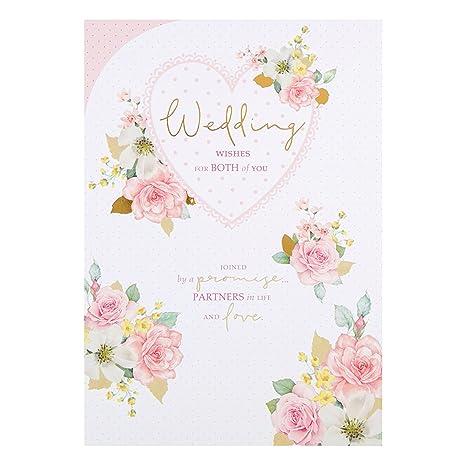 Auguri Per Matrimonio Immagini : Hallmark biglietto di auguri per matrimonio con scritta in lingua